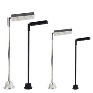 2 Pcs 3W LED Pole Light Fixture Jewelry Shop/Store Exhibition Cabinet Table Lamp