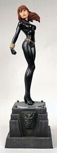 D218. THE BLACK WIDOW Natasha Romanov Painted Statue by Bowen Designs (2000)