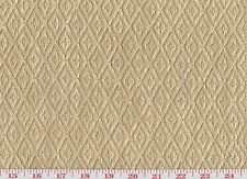 Textured Jacqurd Upholstery Fabric by Clarence House R$196y Ascott Diamond Straw