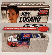 Joey Logano 2017 Lionel #22 AAA Ford Fusion 1/24 FREE SHIP!
