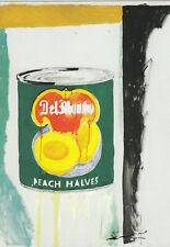 Andy Warhol Johann Wolfgang Goethe Postkarte 1
