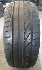 1X 235/50/18 97 V 5.5mm Dunlop SP Sport 01 (Ref 514)