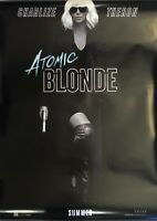 """Atomic Blonde - Movie Poster 27"""" by 40"""" - Used - Good Condition"""