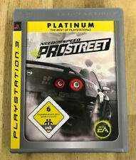 PS3: Need for Speed - Pro Street l Play Station 3 von EA Games