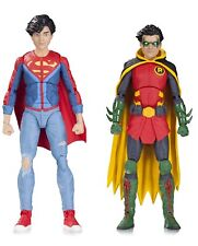 DC Icons Super Sons Superboy & Robin 2-Pack Action Figures