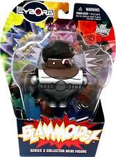 Cyborg blammoids Serie 3 Collector Mini Figura vendedor Reino Unido