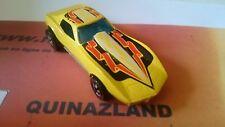 Hot Wheels 1983 Chevrolet Corvette Rare 1978 Super Streeters (B3)