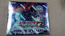 ^ SEALED Yu-Gi-Oh Yugioh Complete Box of Shadow Specters Trading cards
