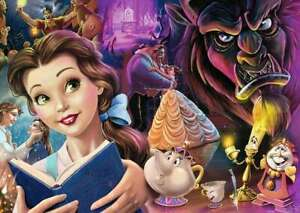 """Ravensburger - Disney Belle """"Mood"""" Puzzle 1000pc"""