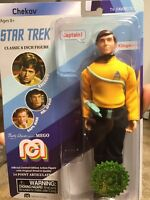 "Star Trek Chekov 8"" MEGO Target Exclusive Figure # 2005 of 10,000"