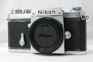 **Not ship to USA** Nikon F 35mm SLR Film Camera Body Only SN6452227