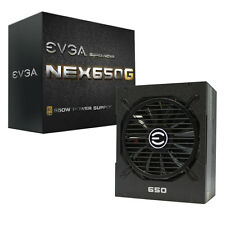 EVGA SuperNOVA 650W G1 80Plus Gold Power Supply Unit (120-G1-0650-XR)