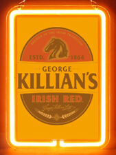 Killians Irish Red Beer Beverages Drink Club Hub Bar Shop Advertising Neon Sign