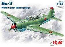 ICM 1/72 Sukhoi Su-2 # 72081