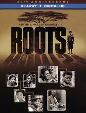 ROOTS-COMPLETE ORIGINAL SERIES NEW BLU-RAY FREE SHIPPING!!