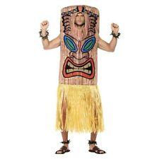 Tiki Totem Costume Halloween Fancy Dress