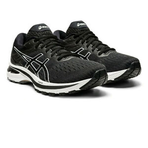 Asics Womens GT-2000 9 Running Shoes Trainers Sneakers Black Sports