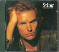 Sting - Nada Come El Sol West Germany Press Cd Ottimo