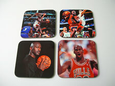 Michael Jordan Basketball Legend Drinks COASTER Set