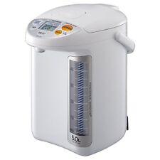 OPENED BOX Zojirushi Panorama Window Micom Water Boiler Warmer, 169 oz/5.0 L