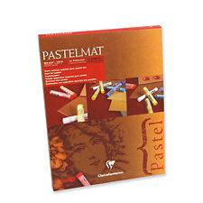 Clairefontaine Pastelmat - Pastel Card Pad - 360g (Ref 1) 96017C - 24 x 30cm