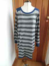Marks and Spencer Striped Long Jumpers & Cardigans for Women