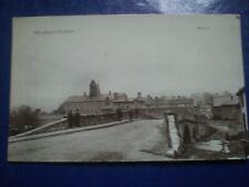 Old postcard Ruthin Prison Gaol c1919