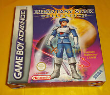 Console Gioco Game Boy Nintendo Advance Sega RPG EUR - Phantasy Star Collection