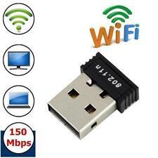 150Mbps 150M Mini USB WiFi Wireless Adapter Network LAN Card 802.11n/g/b HJ