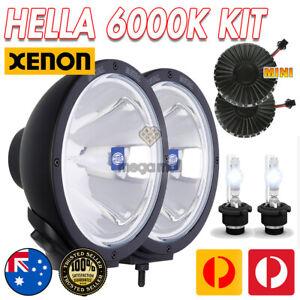 HID KIT XENON FOR HELLA RALLYE 4000 SPOT DRIVING LIGHTS