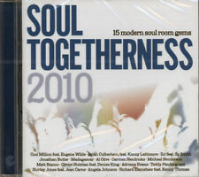"SOUL TOGETHERNESS 2010  ""15 MODERN SOUL ROOM GEMS""  CD"