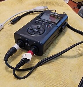 TASCAM DR-40 Digital Recorder Used/Very Nice!