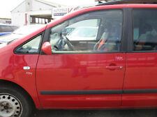 Tür vorne links VW Sharan 2000-2010 ALERTRED LD3W rot