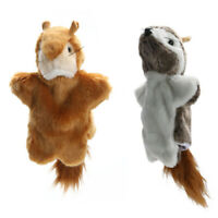 Tier- Muster Hand Handschuh Handpuppe Plüsch Kinder Rollenspiel Toys Story Sagen