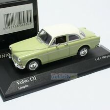 MINICHAMPS VOLVO 121 AMAZON SALOON LJUSGRON 430171005