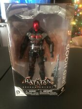 DC Collectibles Batman Arkham Knight Red Hood Action Figure Sealed