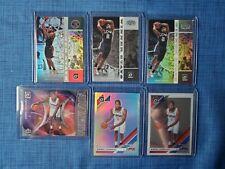 19-20 Optic Silver Holo Kawhi Leonard 6 Card Lot