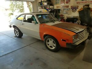 1978 FORD PINTO PROJECT CAR
