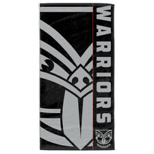 New Zealand NZ Warriors NRL Beach Bath Gym Towel Fathers Day Christmas Gift