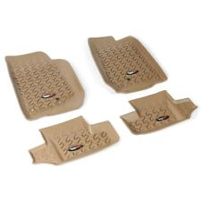 Fußmatten Fußschalen Set 4-teilig braun Jeep Wrangler JK 07-18 2-Türer 13987.03