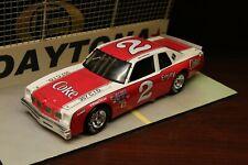 "Elite Dale Earnhardt Sr #2 1980 Coke Ventura ""Displayed"" 1:24 400810"