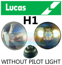 "LUCAS 5.75"" 5 3/4"" INCH CLASSIC CAR HEADLAMP HEADLIGHT HALOGEN H1 CONVERSION"