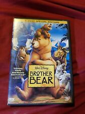 Brother Bear (DVD, 2004, 2-Disc Set, Special Edition) Bob & Doug McKenzie Disney