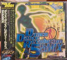 Dance Dance revolution 5th Mix New Sealed CD