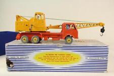 "Dinky Toys Meccano 20 Ton Lorry Mounted Crane ""Coles"" #972 Original In Box"