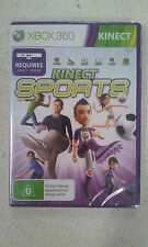 Kinect Sports xbox 360 Brand New and Sealed PAL Version