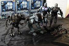 Robocop Figure Collection - ED-209 Cain Jetpack ED209 Kotobukiya Lot Figurines