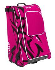 "Grit Inc HTFX Hockey Tower 33"" Wheeled Equipment Bag Fuchsia HTFX033-DI (Diva)"