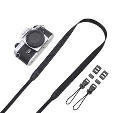 Slim DSLR SLR TLR Camera Neck Shoulder Strap for Canon Sony Nikon Fuji Pentax