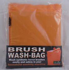 Horseware wash-bag MACHINE Spazzole esente da CAPELLI eqt0060 ARANCIONE